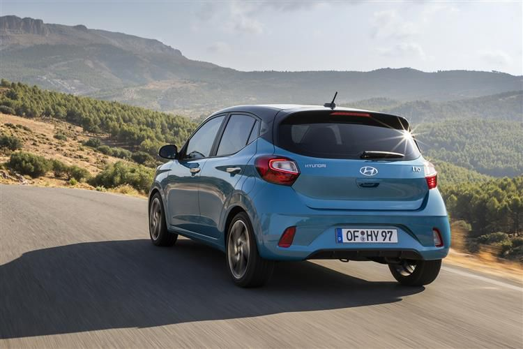 Hyundai i10 Hatch 5Dr 1.0 T-GDi 100PS N Line 5Dr Manual [Start Stop]