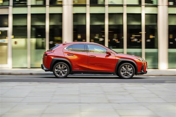 Lexus UX 250h SUV 2.0 h 184PS UX 5Dr E-CVT [Start Stop] [Prem Plus Driver Assist]