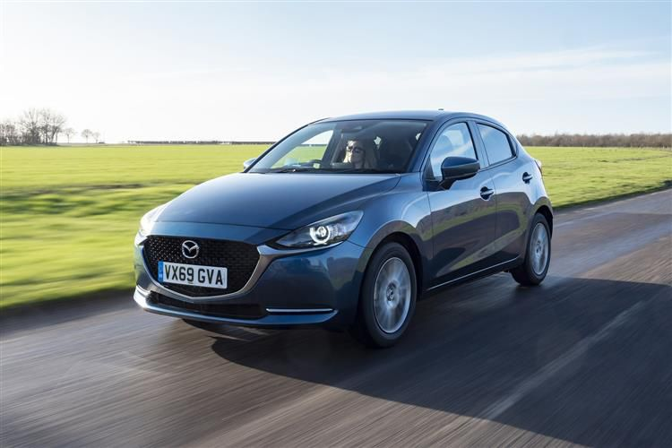 Mazda Mazda2 Hatch 5Dr 1.5 SKYACTIV-G MHEV 90PS 100th Anniversary Edition 5Dr Manual [Start Stop]