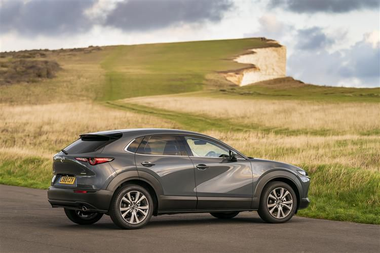 Mazda CX-30 SUV 4wd 2.0 e-SKYACTIV X MHEV 186PS GT Sport 5Dr Manual [Start Stop]