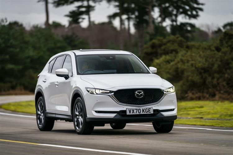 Mazda CX-5 SUV 2.0 SKYACTIV-G 165PS Sport 5Dr Manual [Start Stop]