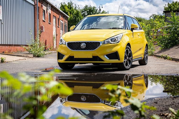 MG Motor UK MG3 Hatch 5Dr 1.5 VTi-TECH 106PS Excite 5Dr Manual [Start Stop]