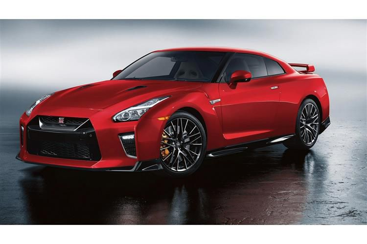Nissan GT-R Coupe 3.8 V6 570PS Recaro 2Dr Auto