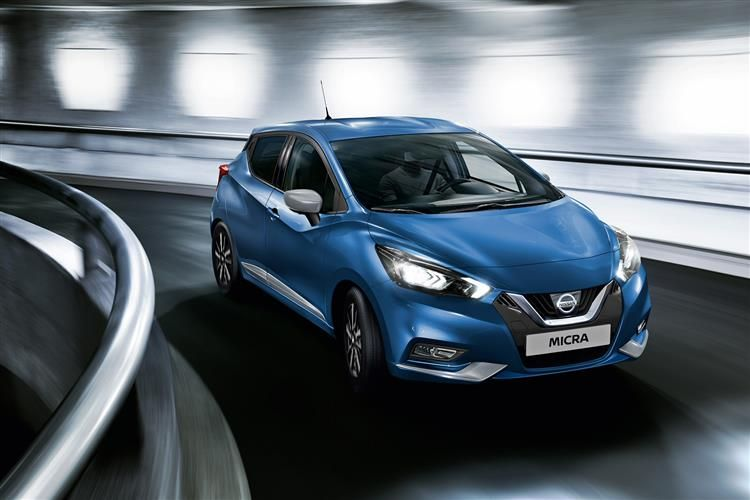 Nissan Micra Hatch 5Dr 1.0 IG-T 100PS N-Sport 5Dr XTRON [Start Stop]