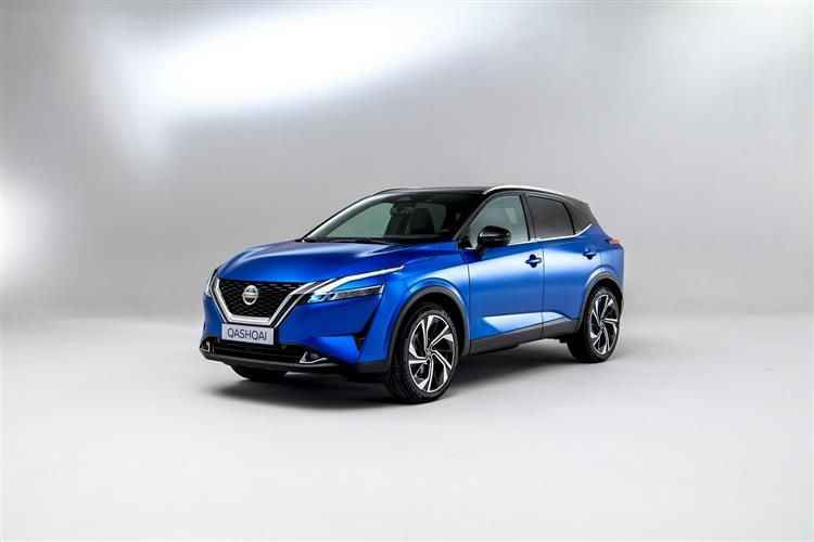 Nissan Qashqai SUV 4wd 1.7 dCi 150PS N-Connecta 5Dr Manual [Start Stop] [Pan Roof Drive Assist]