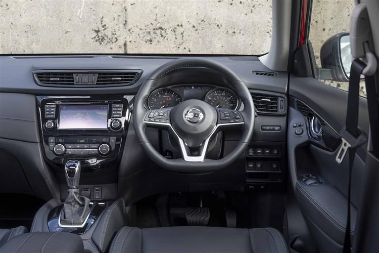 Nissan X-Trail SUV 4wd 1.7 dCi 150PS N-Connecta 5Dr CVT [Start Stop] [5Seat]