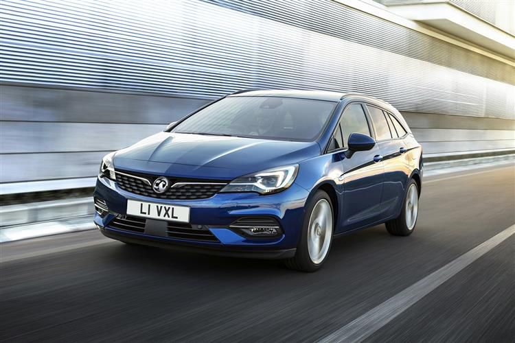 Vauxhall Astra Sports Tourer 1.2 Turbo 130PS Business Edition Nav 5Dr Manual [Start Stop]