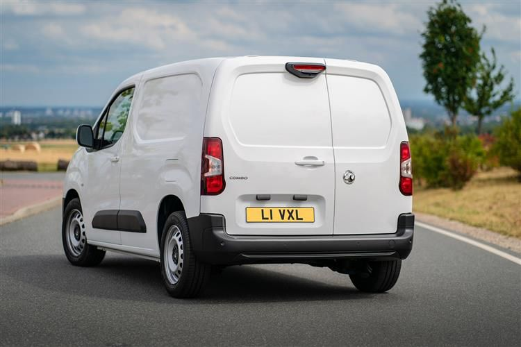 Vauxhall Combo Cargo L1 2000 1.5 Turbo D FWD 100PS Limited Edition Nav Van Manual [Start Stop]
