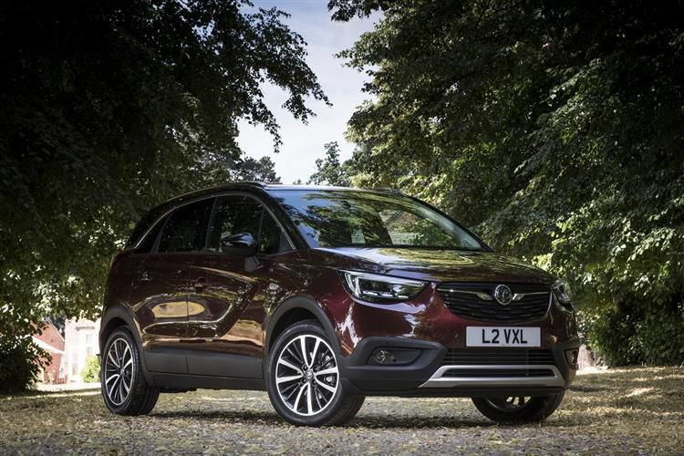 Vauxhall Crossland X SUV 1.2 Turbo 130PS Elite Nav 5Dr Auto [Start Stop]