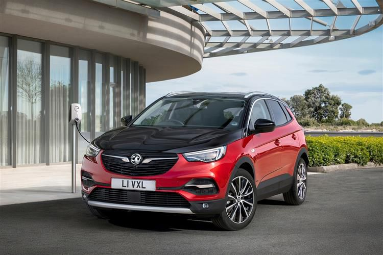 Vauxhall Grandland X SUV 1.5 Turbo D 130PS SRi Nav 5Dr Manual [Start Stop]
