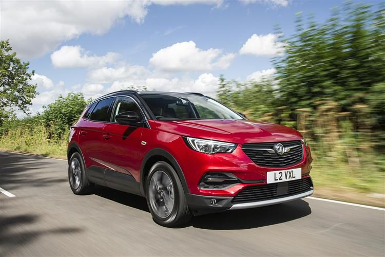 Vauxhall Grandland X SUV 1.5 Turbo D 130PS Griffin 5Dr Auto [Start Stop]
