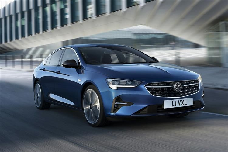Vauxhall Insignia Grand Sport 1.5 Turbo D 122PS Ultimate Nav 5Dr Manual [Start Stop]