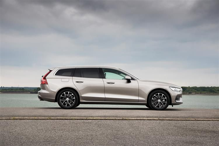 Volvo V60 Estate 2.0 D4 190PS Momentum 5Dr Auto [Start Stop]