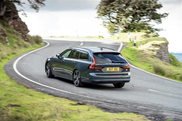 Volvo V90 Estate AWD PiH 2.0 h T6 11.6kWh 340PS Inscription 5Dr Auto [Start Stop]