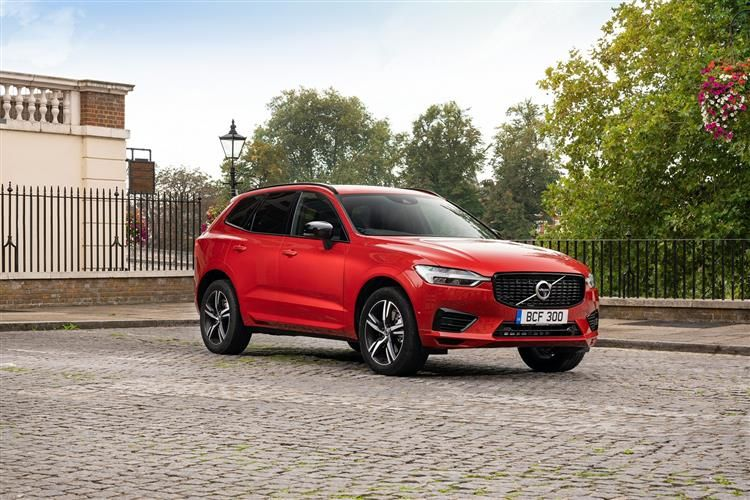 Volvo XC60 SUV 2.0 B4 MHEV 197PS R DESIGN 5Dr Auto [Start Stop]