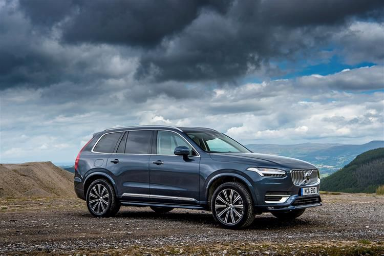 Volvo XC90 SUV 2.0 B5 MHEV 235PS R DESIGN 5Dr Auto [Start Stop]