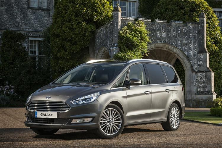 Ford Galaxy MPV 2.0 EcoBlue 150PS Titanium 5Dr Manual [Start Stop]