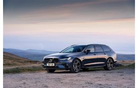 Volvo V90 Estate car leasing